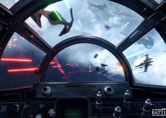 Star Wars Battlefront: X-Wing VR Mission