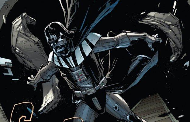 Star Wars: Giuseppe 'Cammo' Camuncoli si racconta nel segno di Darth Vader