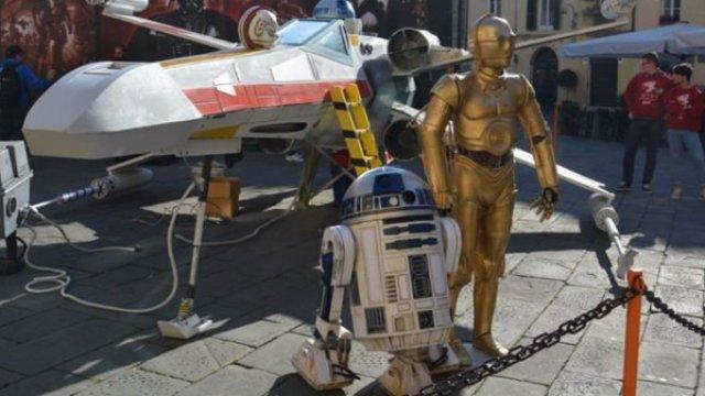 Star Wars tra passato e presente