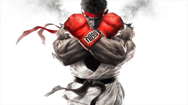 Street Fighter V a Lucca Comics & Games 2015