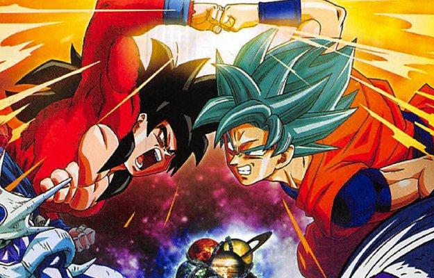 Super Dragon Ball Heroes il primo trailer dell'anime con Goku SSJ4 e Vegeth