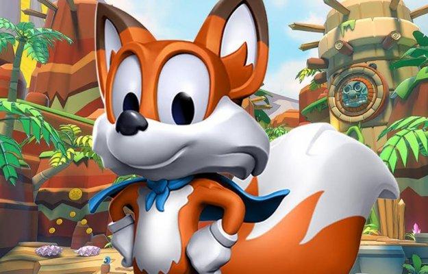 Super Lucky's Tale: un platform 3D per Xbox One X