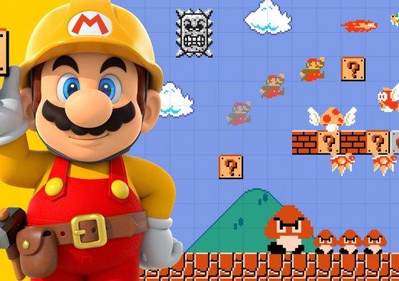 Super Mario Maker - Dieci su un milione!