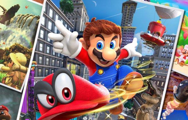 Super Mario Odyssey: Guida alle Lune del Regno del Lago