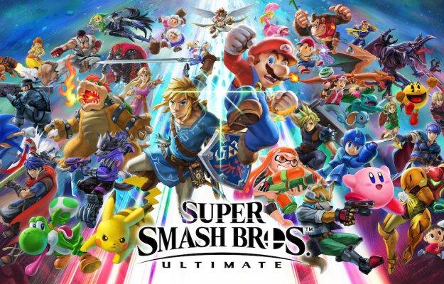Super Smash Bros Ultimate: botte da orbi prima della recensione
