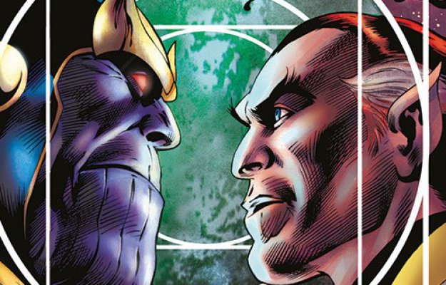 Thanos: I Fratelli dell'Infinito, la nuova saga di Jim Starlin sul Folle Titano