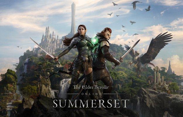 The Elder Scrolls Online: Summerset è la nuova espansione!