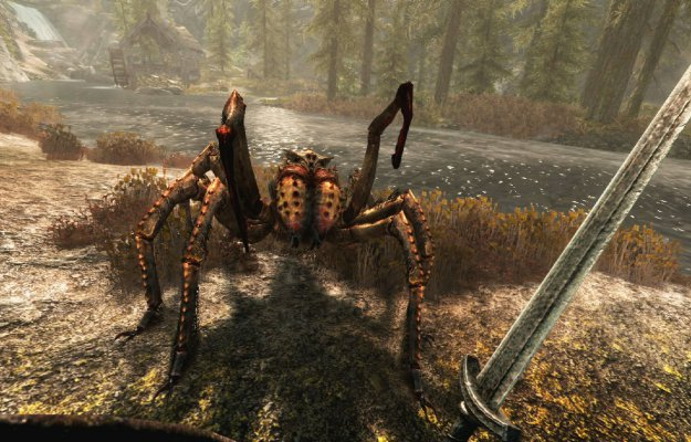 The Elder Scrolls V Skyrim provato su PlayStation VR