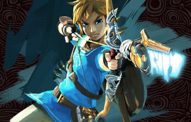 The Legend of Zelda Breath of the Wild esce il 3 marzo
