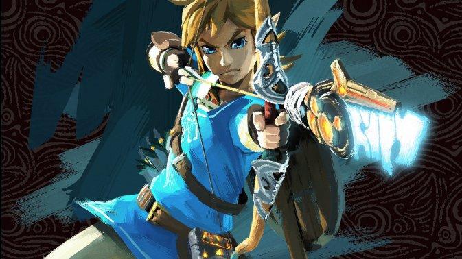 The Legend of Zelda Breath of the Wild esce il 3 marzo