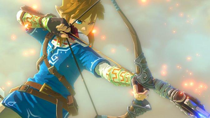The Legend of Zelda Breath of the Wild: Versione Wii U