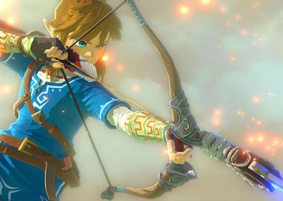 The Legend of Zelda Wii U - Gameplay