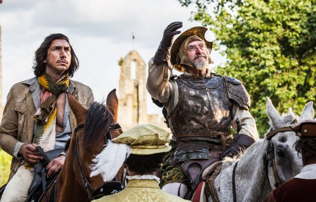 The Man Who Killed Don Quixote, recensione del film di Terry Gilliam