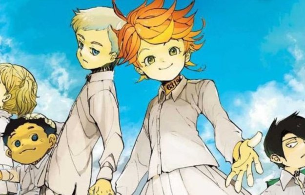 The Promised Neverland: ammiriamo i character design dell'anime