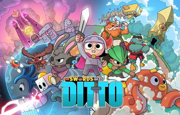 The Swords of Ditto: un roguelike ispirato a Zelda A Link to the Past
