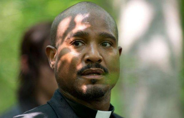 The Walking Dead 8x11: Il destino di un prete