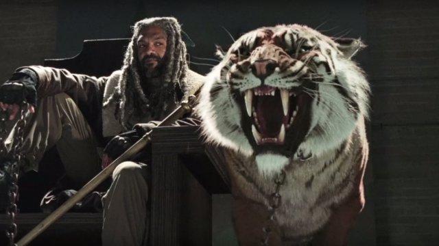 The Walking Dead - Comic-Con