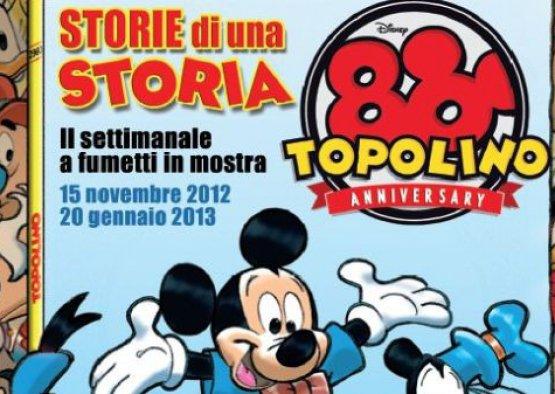 Topolino: 80 Anni in Italia