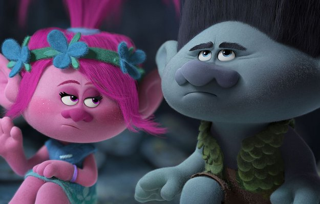 Trolls, la recensione del cartoon musical!