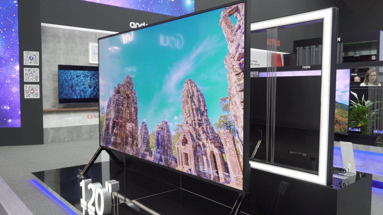 Tutti i TV 8K dell'IFA di Berlino, da Samsung a Sony, passando per LG