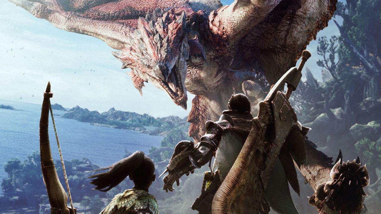 Ufficiale: Monster Hunter World uscirà su PC ad agosto!