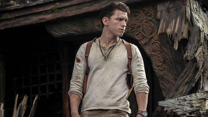 Uncharted, Tom Holland è Nathan Drake nella prima foto ufficiale del film