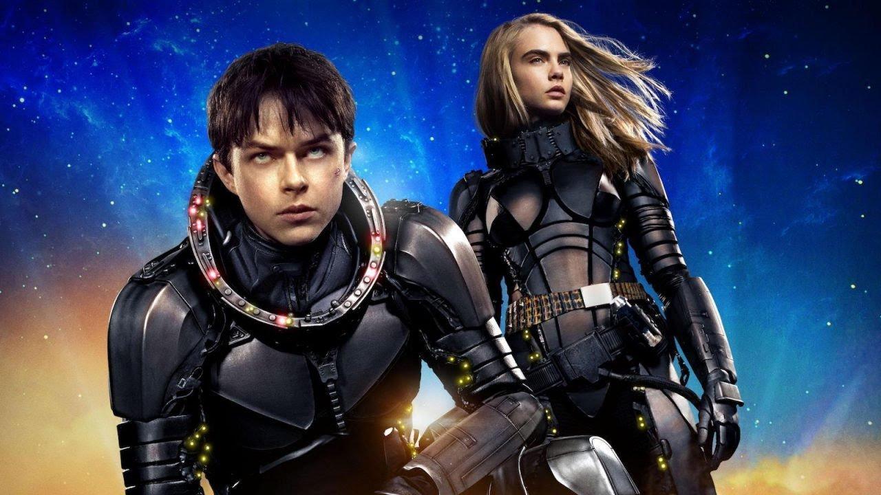 Valerian City of Alpha: il gioco del film di Luc Besson