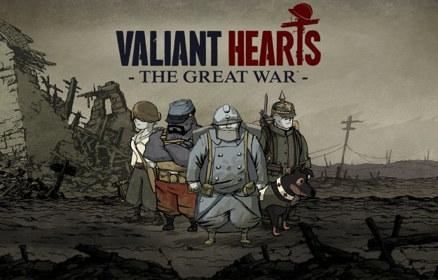 Valiant Hearts The Great War: la Grande Guerra infuria su Switch