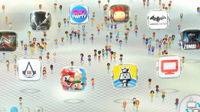 Wii U - Online e Nintendo Network