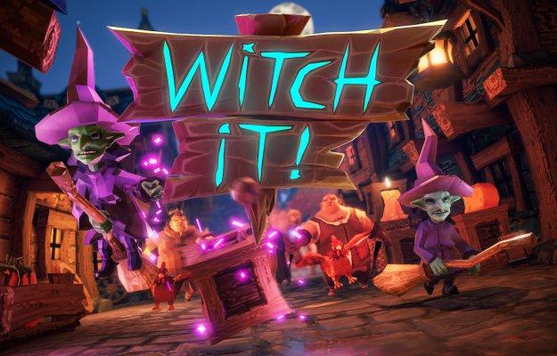 Witch It: giochiamo a nascondino con le streghe?