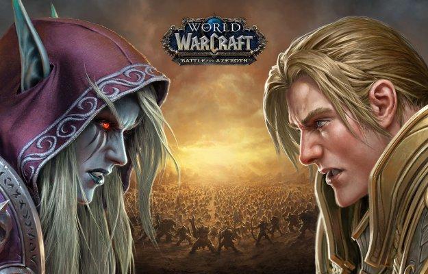 World of Warcraft Battle for Azeroth: le prime ore nel nuovo mondo
