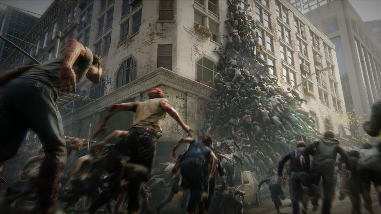 World War Z: la guerra contro gli zombie ha inizio all'E3 2018