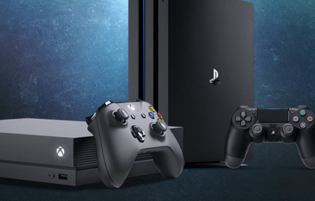 Xbox One X vs PlayStation 4 Pro: le due console a confronto