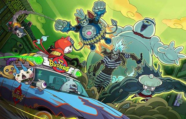 Yo-Kai Watch Blasters: si torna a caccia di spiritelli