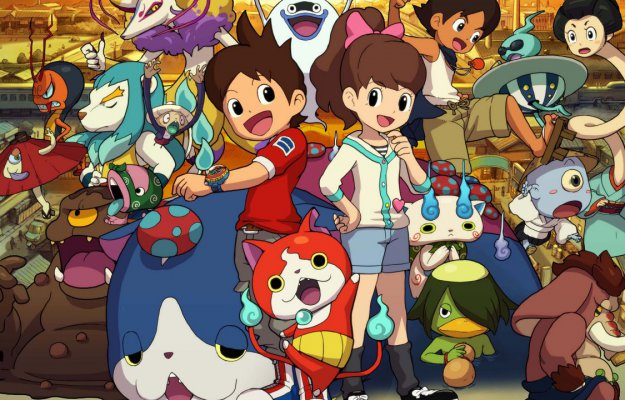 Yokai Watch 2: Psicospettri