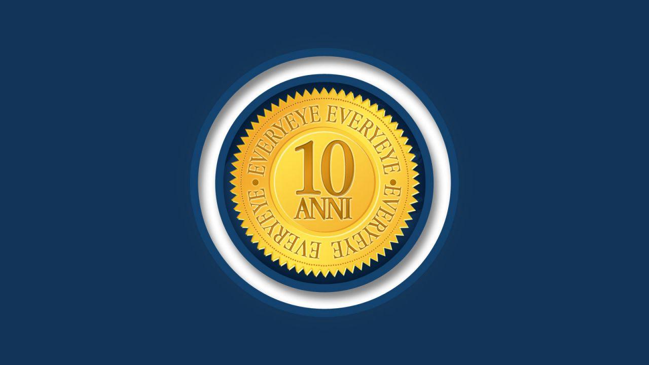 speciale 10 Anni di Everyeye