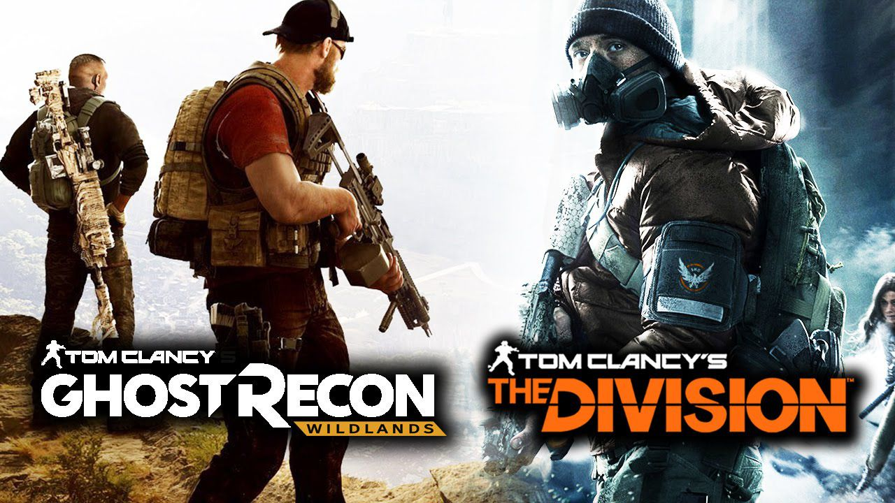 Ghost Recon: Wildlands | Rainbow Six Siege Operator ... |Ghost Recon Rainbow Six