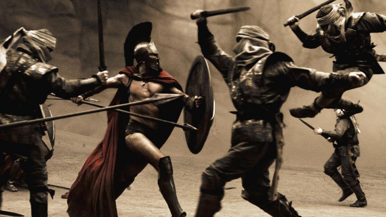 speciale 300 e il suo sequel a confronto: gli Spartani al cinema