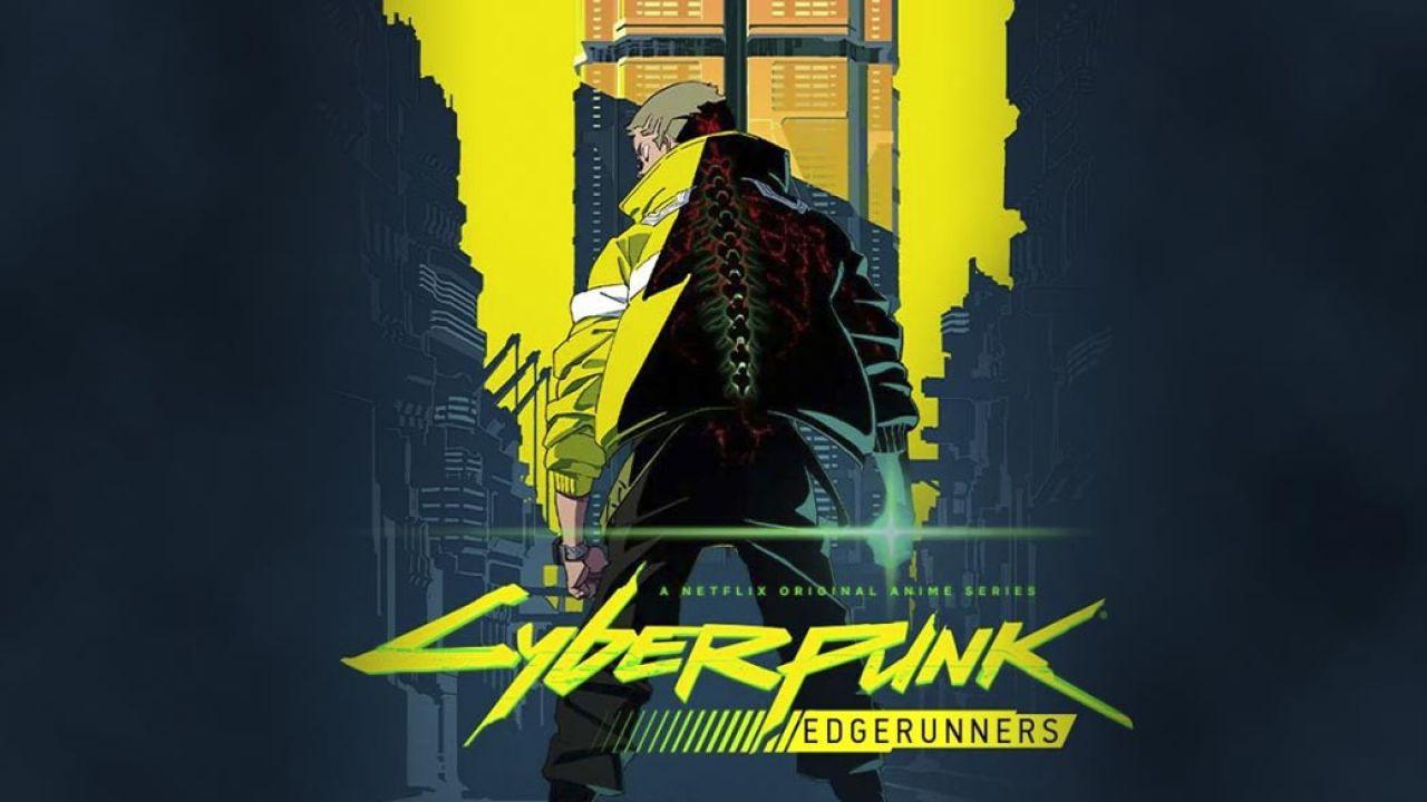 speciale 5 anime da vedere in vista dell'uscita di Cyberpunk 2077