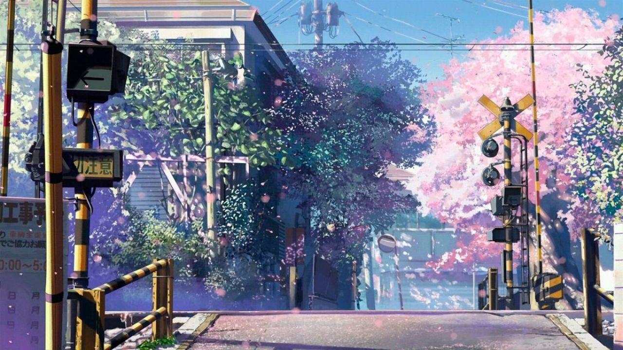 5 cm al secondo: Recensione del film di Makoto Shinkai