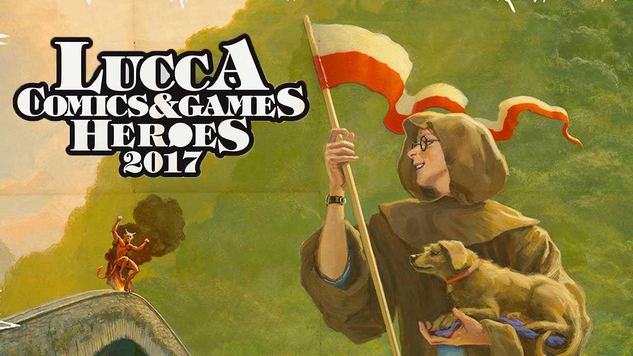 speciale 5 giorni a spasso tra i fumetti: il meglio di Lucca Comics & Games 2017