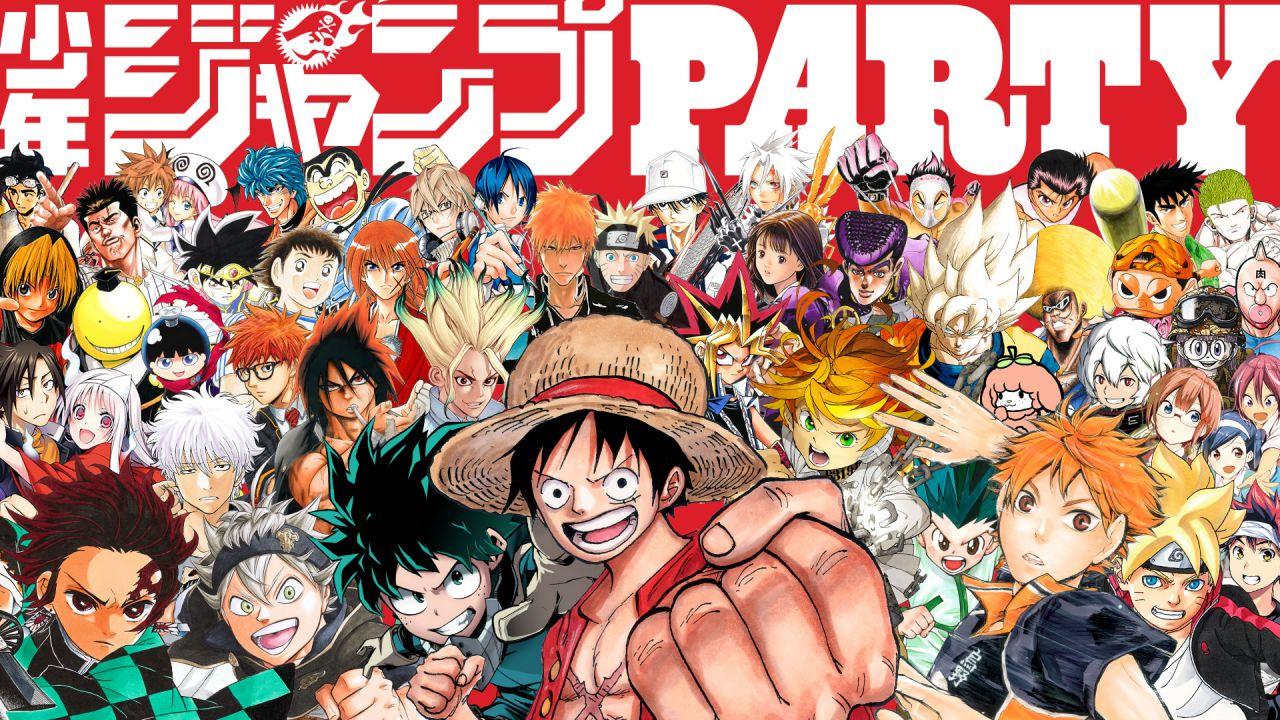 50 anni di Weekly Shonen Jump: la storia del glorioso magazine giapponese