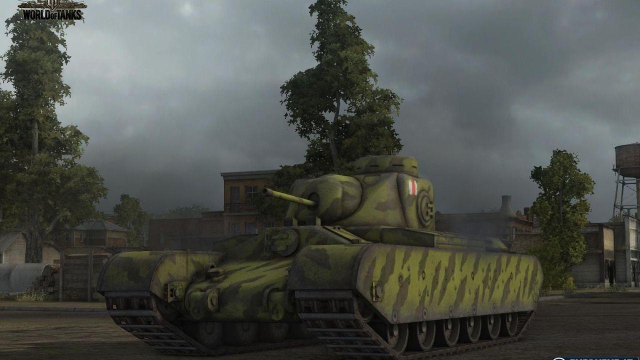speciale A bordo di un Tank!