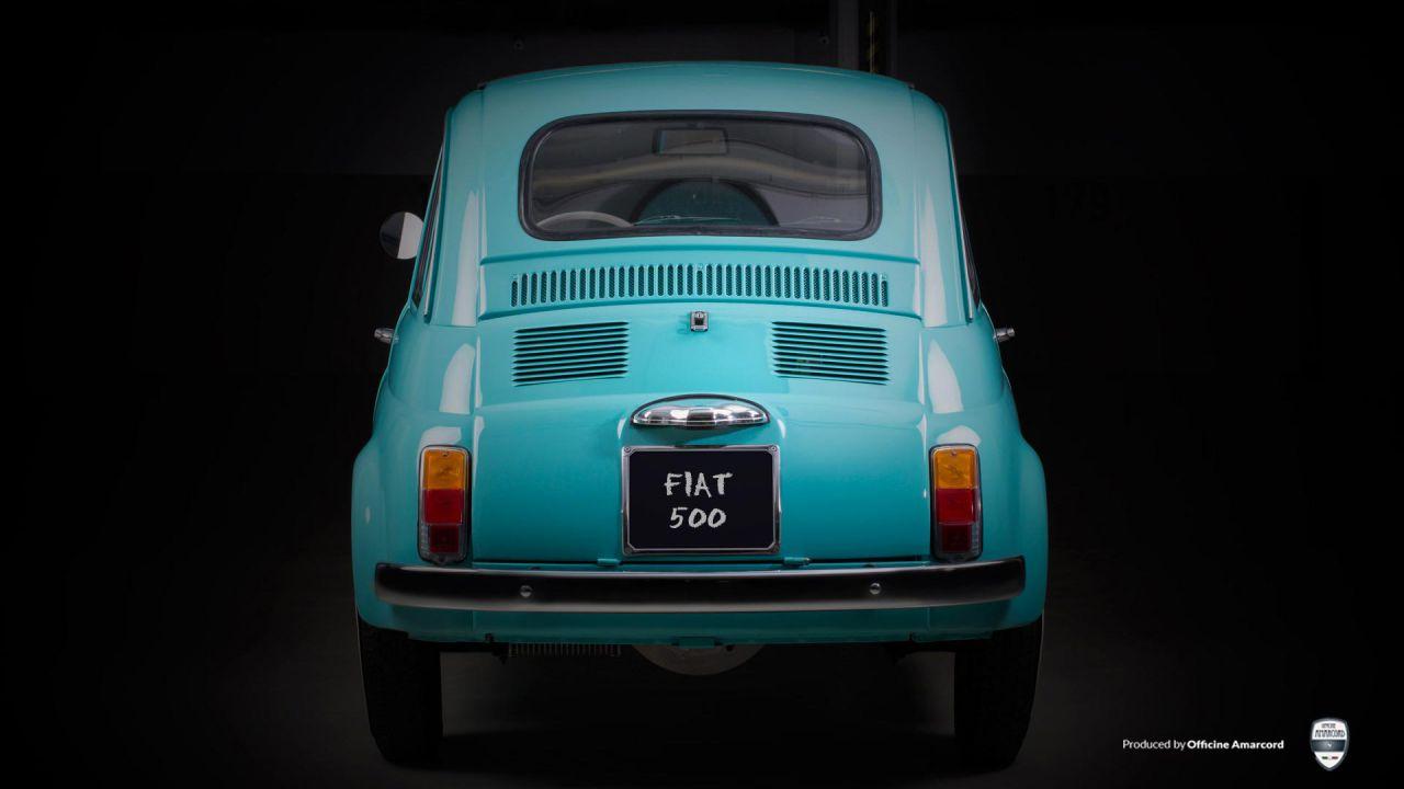 A Milano la vecchia Fiat 500 diventa elettrica