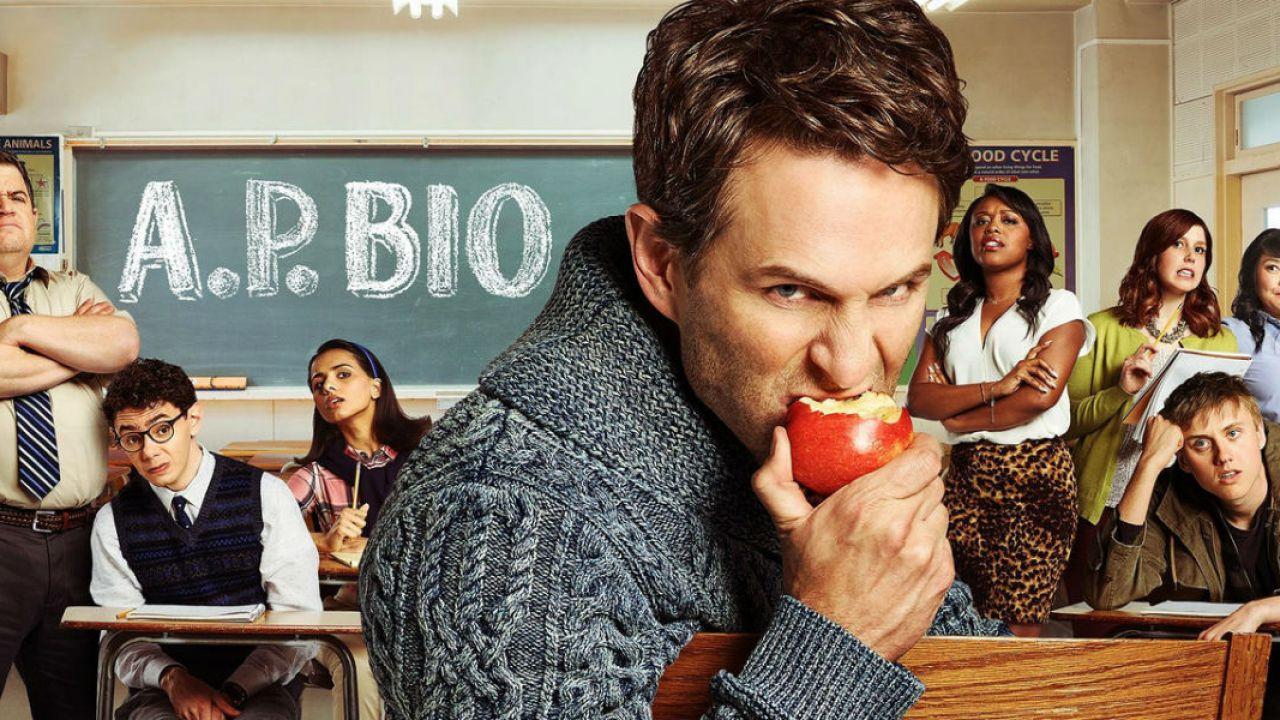 A.P. Bio: recensione della nuova comedy della NBC