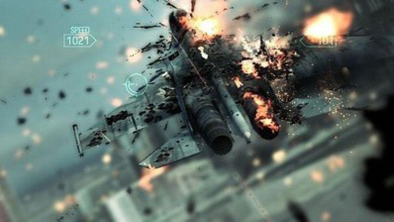 anteprima Ace Combat: Assault Horizon