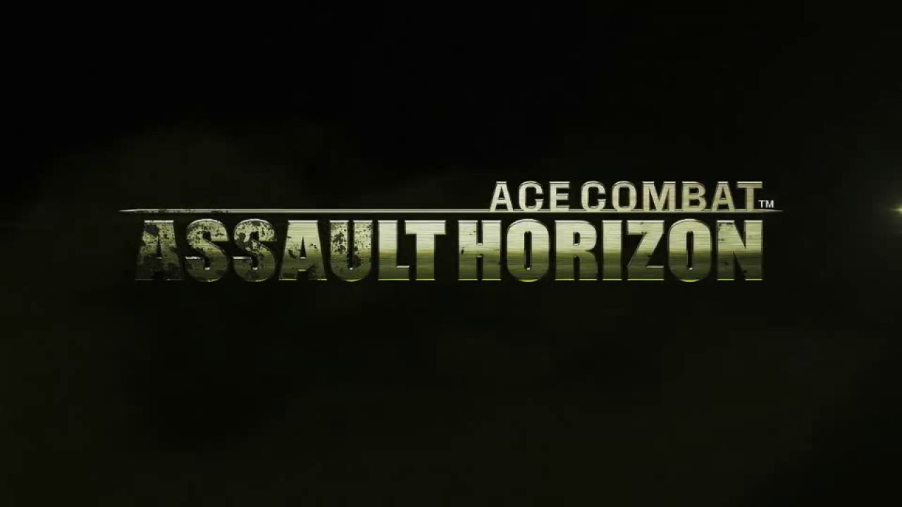 hands on Ace Combat: Assault Horizon