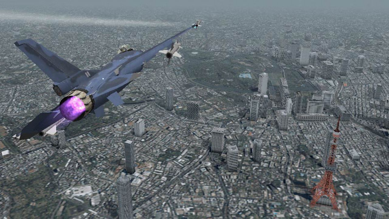 recensione Ace Combat: Joint Assault