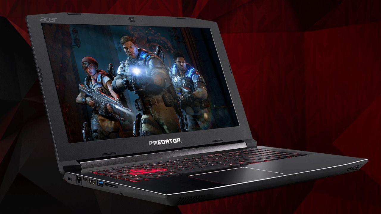 Acer Predator Helios 300 Recensione: i7-8750H e GTX 1060 per il laptop gaming