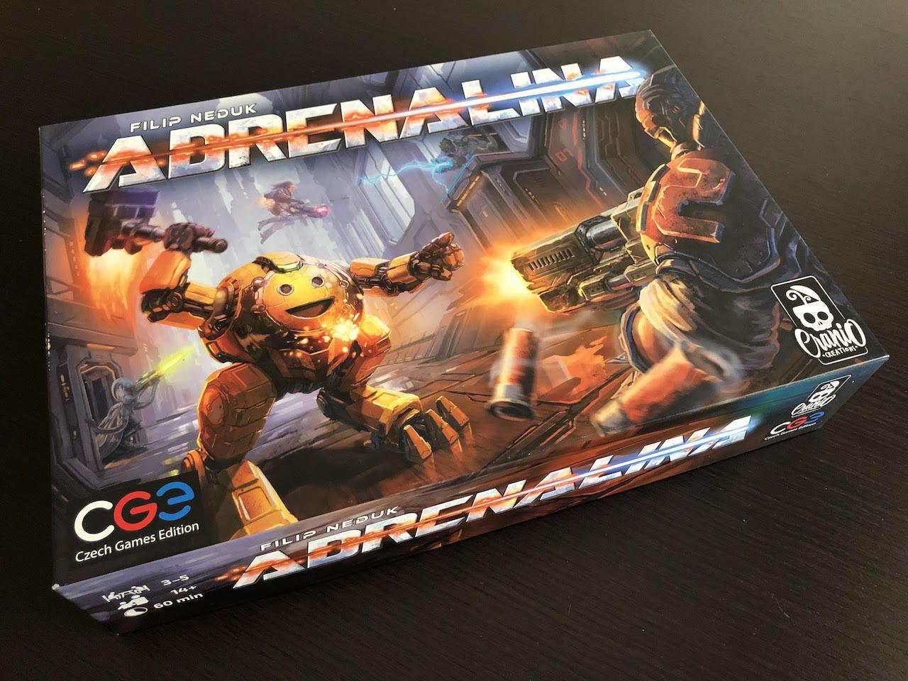 Adrenalina boom headshot la recensione del gioco da tavolo - Blood bowl gioco da tavolo recensione ...